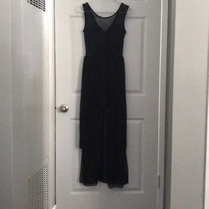 Sheer Dress From Venice Beach Boutique